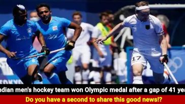 India win Bronze in Tokyo, first Olympic medal in hockey since 1980