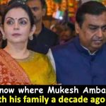 Life before Antilia: When Mukesh Ambani lived with his family a decade ago!