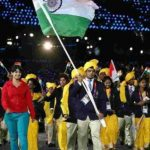 Indian participants at Olympic games