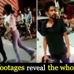 Girl beats Cab driver, breaks his mobile and then books him under molestation charge- but CCTV footage has exposed everything