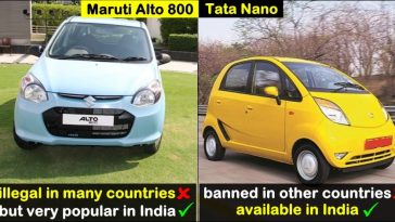 Banned in other countries but not in India - here's the entire list of things