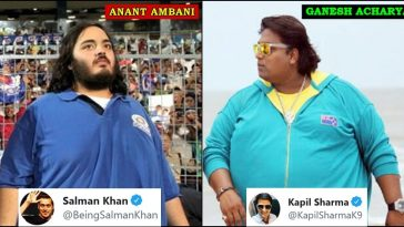 When Salman Khan and Kapil Sharma's tweet on 'weight loss' trended on Social media
