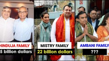 Top 3 Richest families in India; their net worth is mind-blowing!