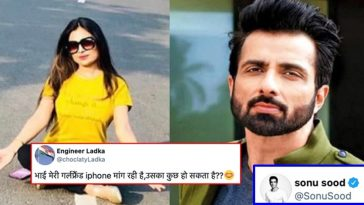Fan asked Sonu Sood for an iPhone for his girlfriend; actor gives a savage reply!