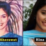 Popular Celebrities who once used to be an Air Hostess, they are beautiful