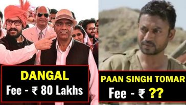 How much money did they charge for their biopics, catch details