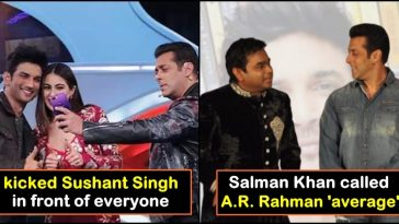 Why do people hate Bollywood actor Salman Khan? catch full details