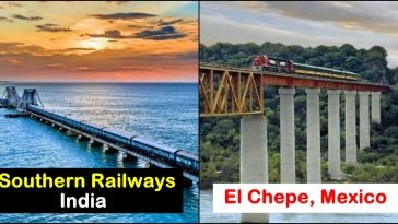Top 12 Mesmerizing train journeys across the world, check it out