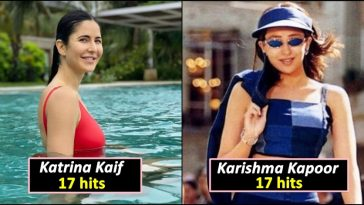 5 Bollywood actresses who gave the most hit films, they deserve our praise!