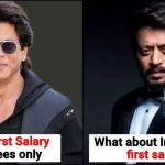 First Salary: SRK earned Rs 50, Dharmendra earned Rs 500, what about Irrfan Khan?
