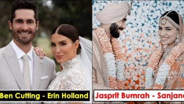 5 popular cricketers who married sports anchors, check out the list