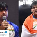 Neeraj Chopra was asked about his biopic, he wins hearts with his reply!