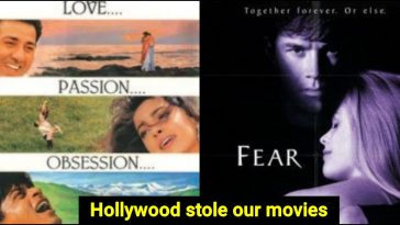 9 Hollywood movies that were copied from Bollywood, here's the list