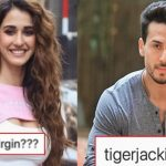 Tiger Shroff replies to a fan who asked 'Are you a Virgin?'