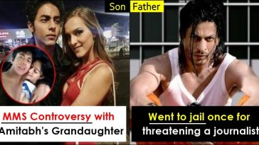 Shocking facts about Shah Rukh Khan and his son Aryan Khan
