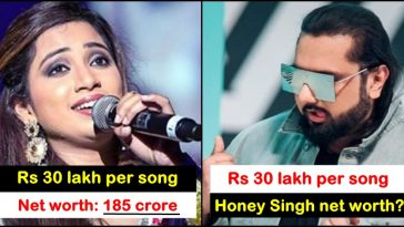 Richest singers and their Net Worth, here's the updated list for you