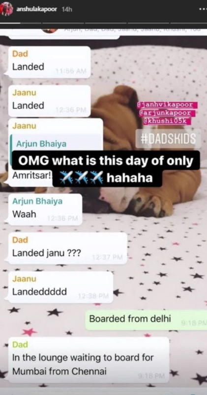 5 celebs who revealed their WhatsApp chats in public, catch details