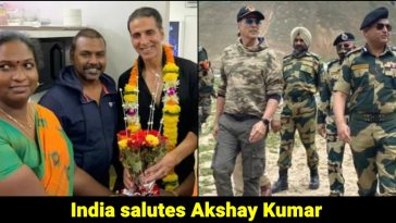 Here's why Akshay Kumar is the Father of Donations, he is a Real Hero