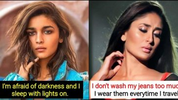 6 Shocking confessions by Female Bollywood Celebrities, deets inside