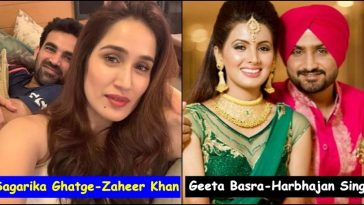 5 Bollywood actresses who left their acting career after marrying Indian cricketers