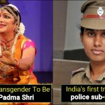 List of Transgenders who made our country proud, they deserve our praise!