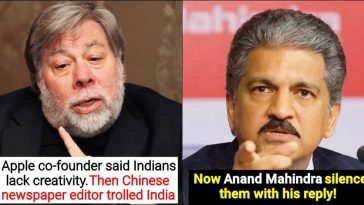 2 times when Anand Mahindra boldly defended India with superb replies, catch details