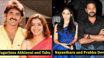 5 most shocking extramarital affairs of South Indian stars