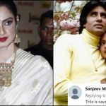 """""""Have you ever seen a woman fall for a married man?"""" - Rekha gives an Epic reply to this question"""