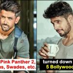 Handsome Hindi actors who turned down Big projects and they have no regrets!