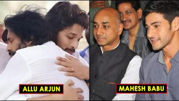 Tollywood Celebrities who hail from Political families and belong to established background
