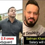'Khans of Bollywood' pay fat salaries to their Bodyguards for services