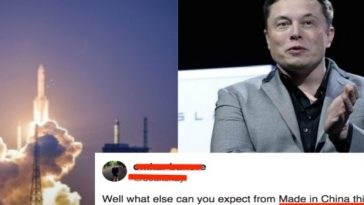 Indian guy mocked China's rocket launch failure; Elon Musk's reply goes viral