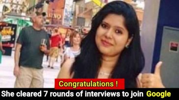 Bihar girl gets salary package of Rs 10 million from Google
