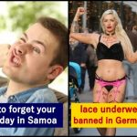 9 Weird Laws In The World That Will Leave You Scratching Your Head