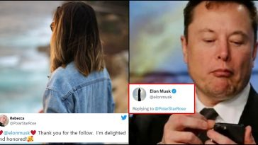 Woman thanks Elon Musk for following her on Twitter; here's what Tesla CEO replied!