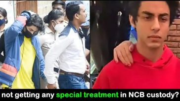While prisoners are forced to eat poor quality food, NCB reach Hotel and order Biryani for Aryan Khan: Reports