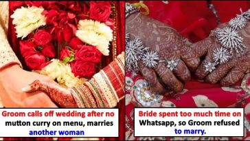 8 times when Men cancelled their Weddings for silly reasons, read details
