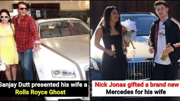 Bollywood stars who gifted expensive cars to wives, read details