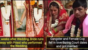 3 Love Stories in India that will leave you scratching your head, read details