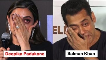 11 Big actors who got emotional and shed tears in public, deets inside